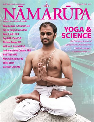 Namarupa Issue 23 Yoga & Science Fall 2017