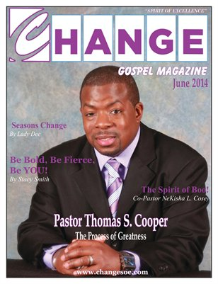 Change Gospel Magazine June 2014 Issue