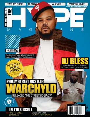 The Hype Magazine - Issue #74