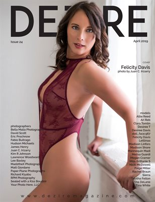 DEZIRE Magazine | Issue 24