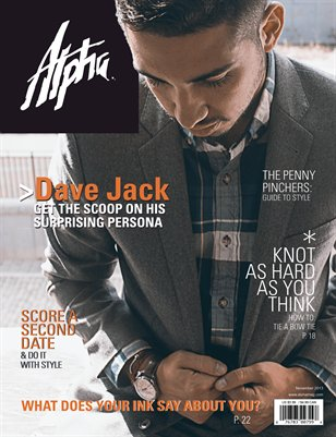 Alpha Men's Magazine