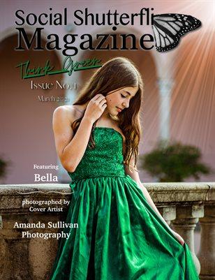Issue No. 1 - Think Green - Social Shutterfli Magazine
