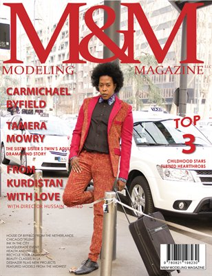 M & M Modeling Magazine House of Byfield