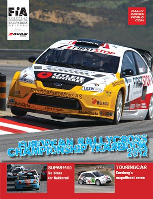 Rallycross World Yearbook # 2012