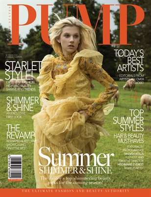 PUMP Magazine - The Summer Edition - July 2018