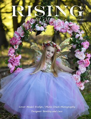 Rising Model Magazine Issue #150