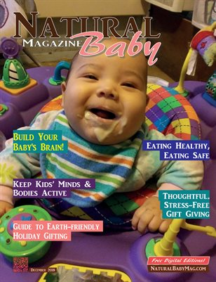 Natural Baby Magazine December 2018