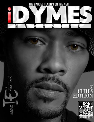 iDYMES Magazine 7 Cities Edition January '13