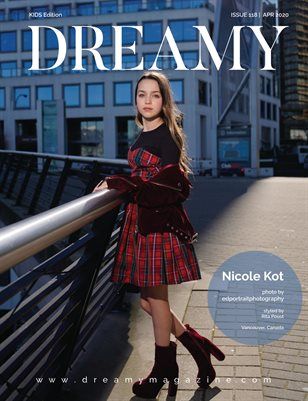 DREAMY Magazine | Issue 118