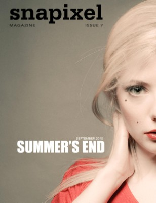 Issue 7 - Summer's End