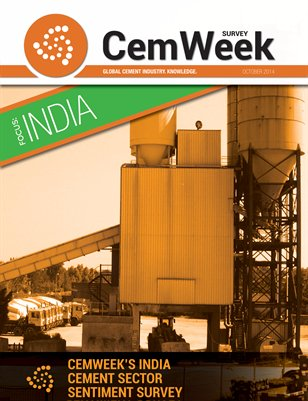 CemWeek's 2014 India Cement Sector Sentiment Survey