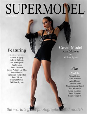 Supermodel Magazine Issue 034