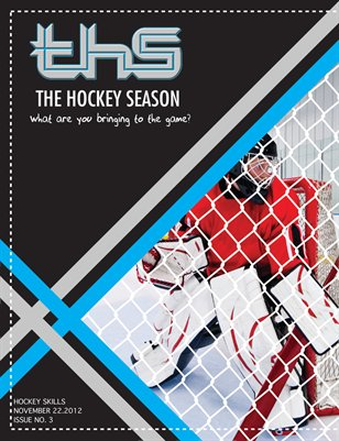 Hockey Skills - November 22.2012 - Issue 3