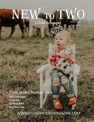 New To Two Model Magazine Issue #90
