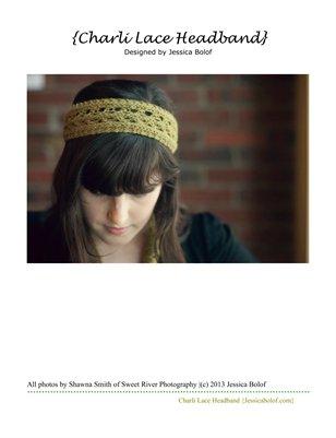Charli Lace Headband