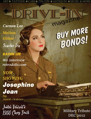 MILITARY TRIBUTE ISSUE 2012