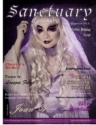 Sanctuary Magazine Vol#5