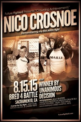 Nico Crosnoe Crowning Achievements - Poster