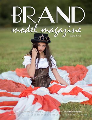 Brand Model Magazine  Issue # 42
