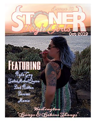 issue 10 washington bongs & bikini thongs