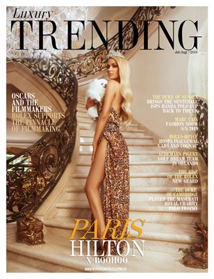 LUXURY TRENDING Magazine - Jul-Aug 2018 - Isuue #8