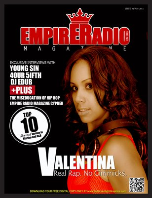 Empire Radio Magazine Issue #4
