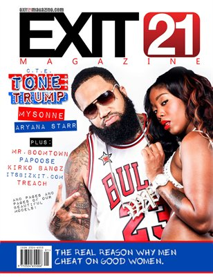 Exit21Magazine Issue 2