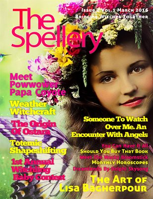 The Spellery March 2016