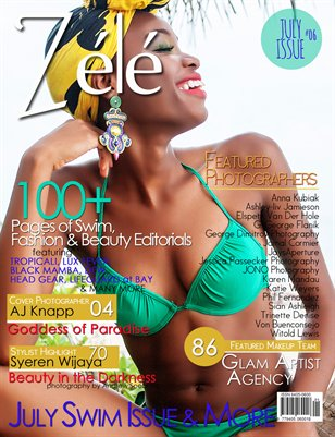 ZéléMagazine_JULY 2014 ISSUE #6