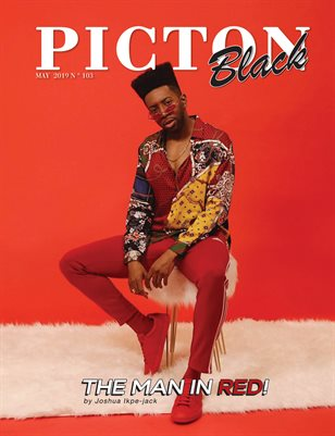 Picton Magazine May 2019 BLACK N103 Cover 2