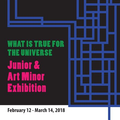 What is True for the Universe: Junior and Art Minor 2018