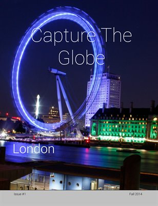Capture the Globe Fall 2014