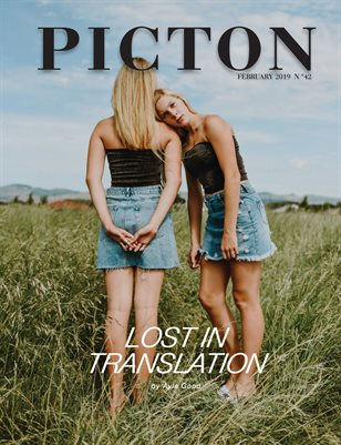 Picton Magazine FEBRUARY 2019 N42 Cover 1