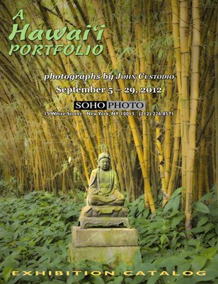 A Hawaii Portfolio Soho Photo Exhibition Catalog