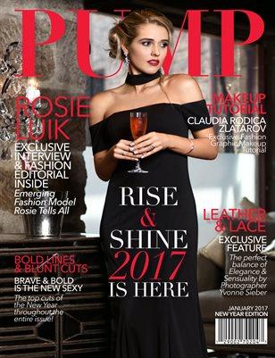 PUMP Magazine New Year Edition
