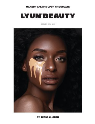 LYUN BEAUTY ISSUE No.4 (VOL No.3) C3