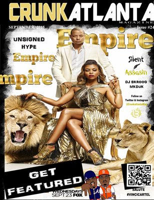 September 2015 Empire