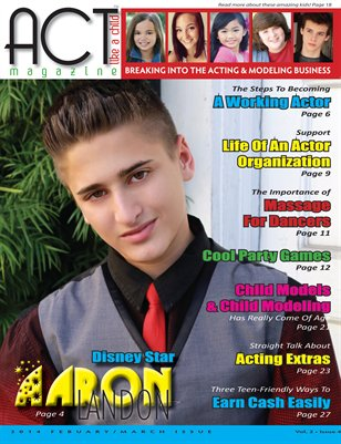 ACT Like A Child Magazine Issue 8