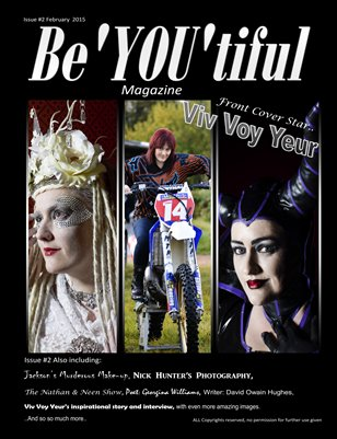 Be'YOU'tiful issue 2