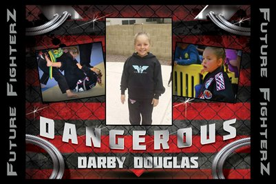 Darby Douglas 2015 Poster