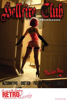 Cover Poster - Miss Claire Marie