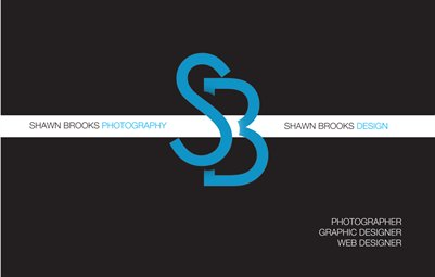 Shawn Brooks Photography and Design