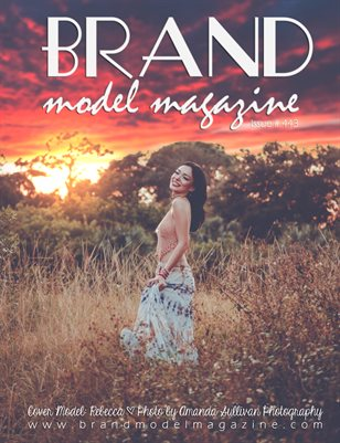 Brand Model Magazine  Issue # 443
