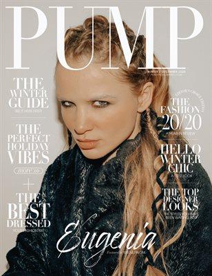 PUMP Magazine | The Fashion & Beauty Edition | Vol.4
