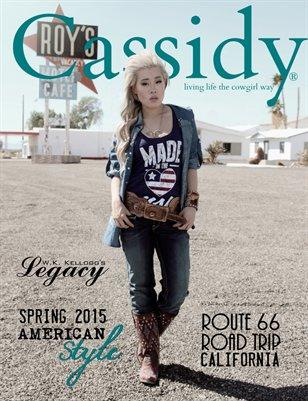 Cassidy Magazine Spring 2015
