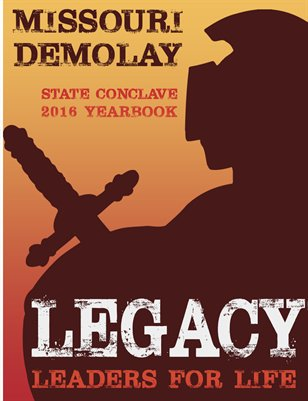 Missouri DeMolay | 2016 Yearbook