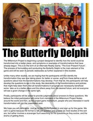 The Butterfly Delphi