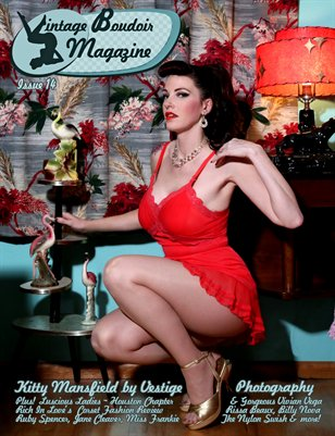 Vintage Boudoir Magazine Issue 14