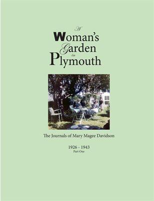A Woman's Garden in Plymouth