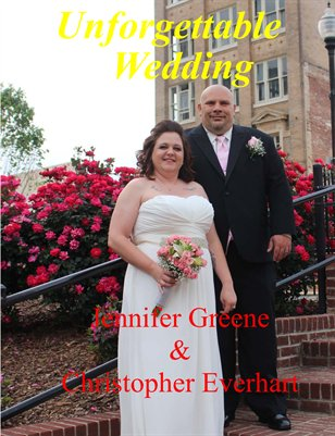 Greene & Everhart Wedding
